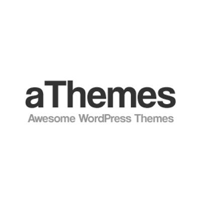 aThemes logo