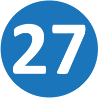 Social27 logo