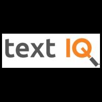 Text IQ logo