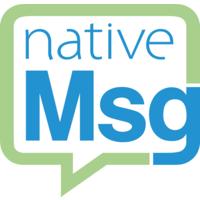 nativeMsg logo